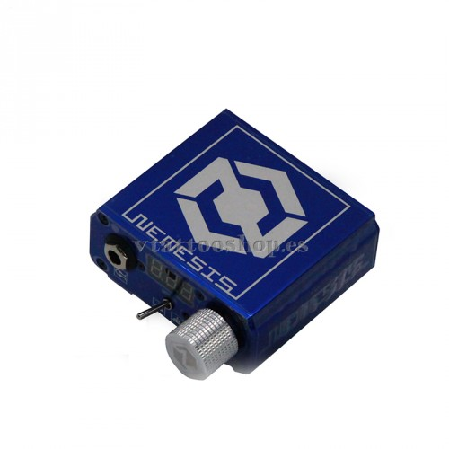 POWER SUPPLY NEMESIS BLUE