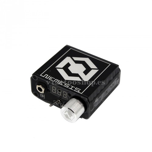 POWER SUPPLY NEMESIS BLACK