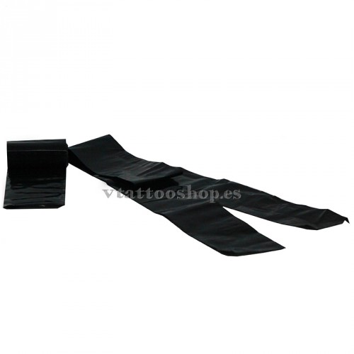 Protective bags covers black cord clip 250 pcs
