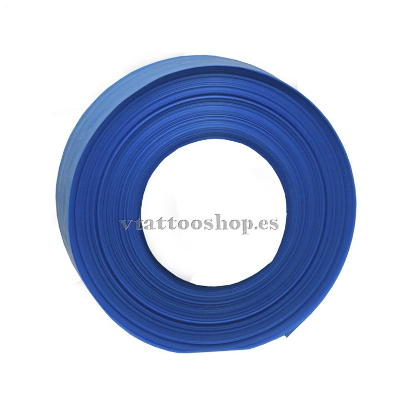 Rollo cubre clip cord azul