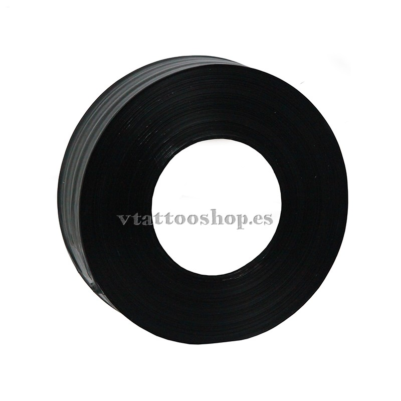 Rollo cubre clip cord negro