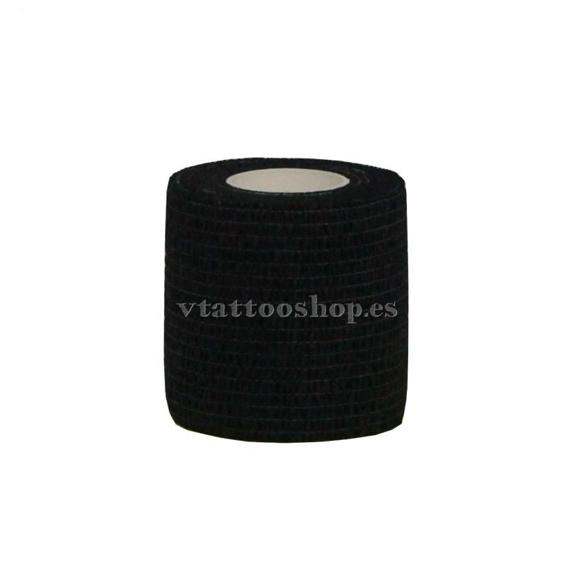 cohesive bandage black