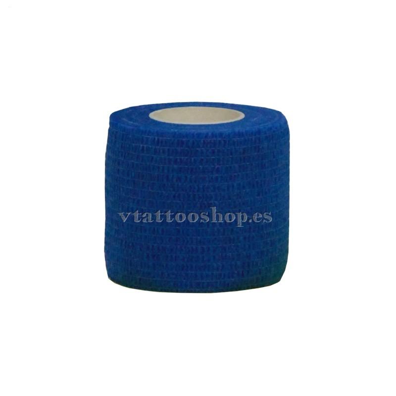 cohesive bandage blue