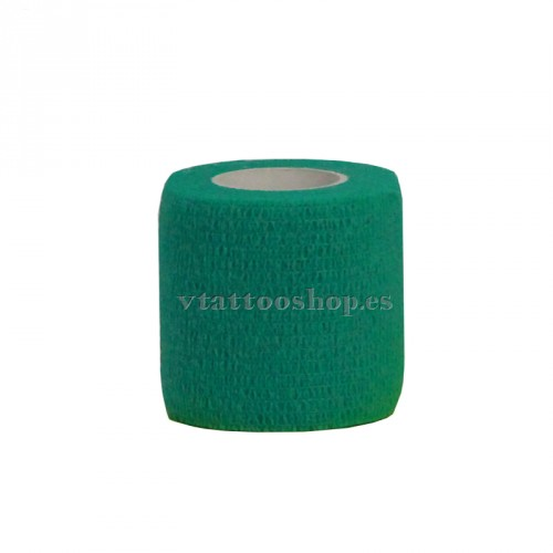 cohesive bandage dark green