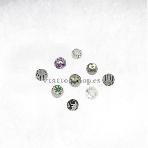 PACK AHORRO BOLAS 1.2 mm