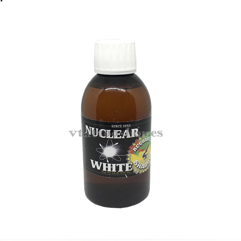 Nuclear White thinner for color