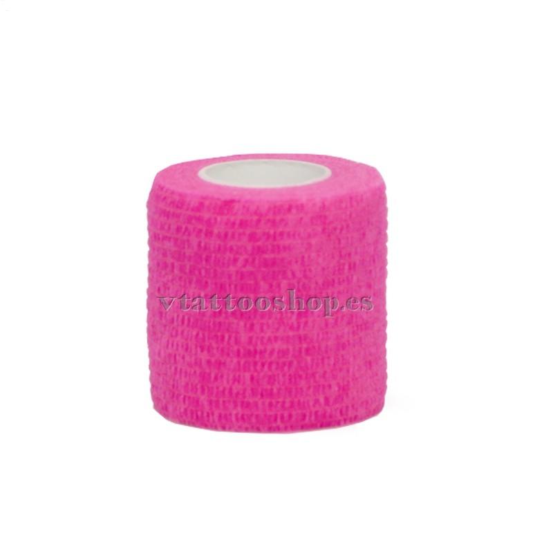 cohesive bandage rose