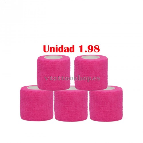 GRIP COVER 50 mm ROSE 5 pcs.