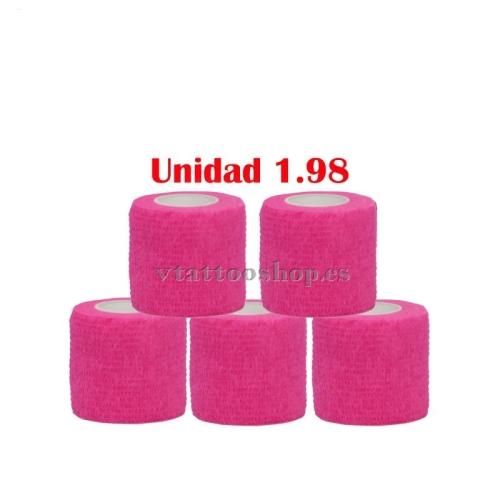 cubre grip rosa
