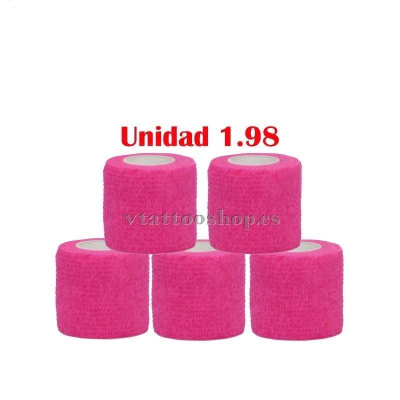 cohesive bandages rose
