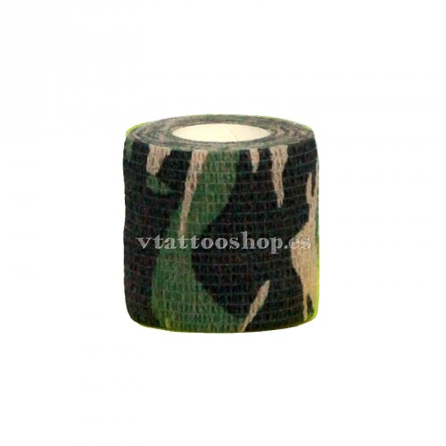 GRIP COVER 50 mm MILITARY 1 pc.