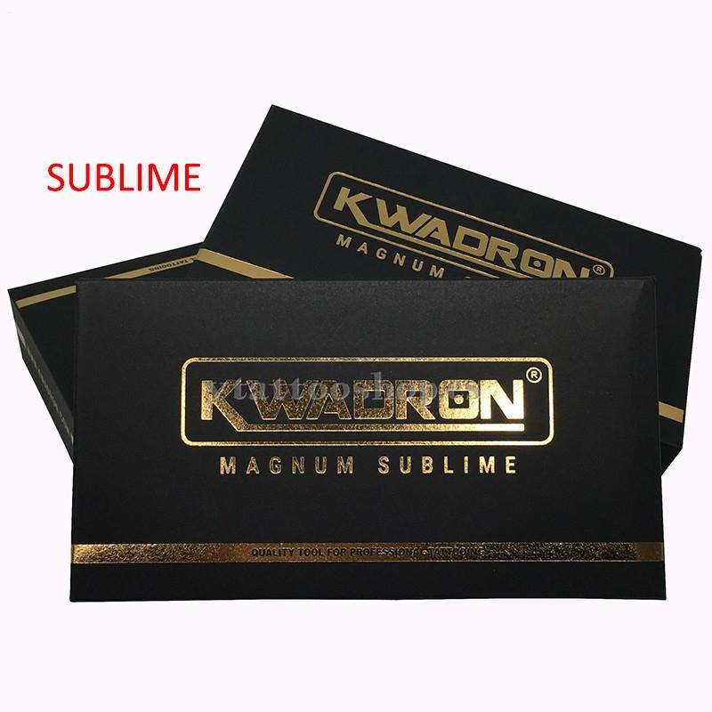 """CARTUCHOS KWADRON """"SUBLIME"""" ROUND MAGNUM RM 0.30 mm"""