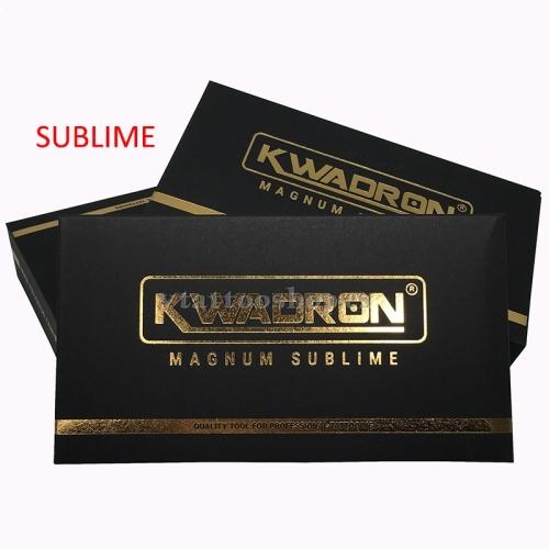 """CARTUCHOS KWADRON """"SUBLIME"""" ROUND MAGNUM RM 0.35 mm"""