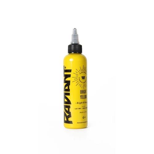 Tinta Radiant colors bright yellow