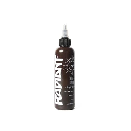 COFFEE BROWN RADIANT COLORS INK
