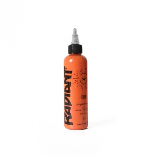 Tinta Radiant colors coral