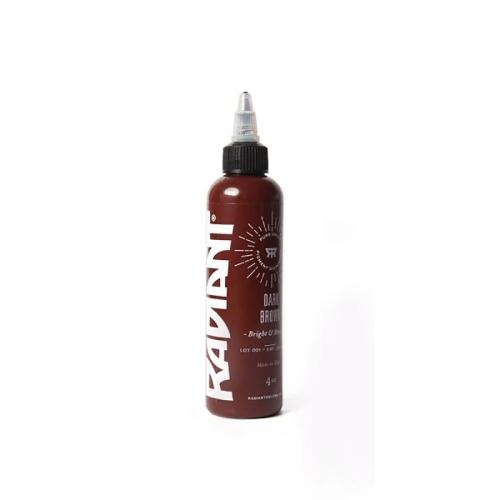 Tinta Radiant dark brown 30ml (1 oz)