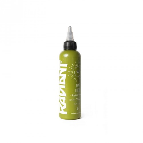 LEAF GREEN RADIANT INK 30ml (1 oz)