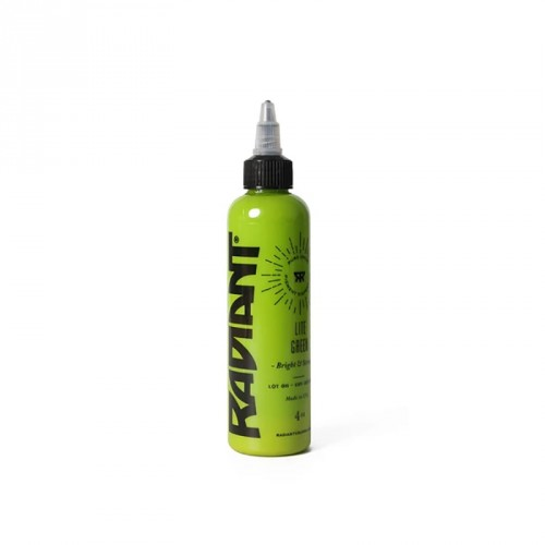 LITE GREEN RADIANT INK 30ml (1 oz)