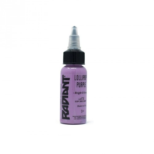 Lollipop purple Radiant ink 30ml (1 oz)