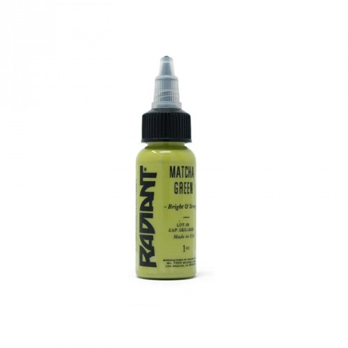 Tinta Radiant matcha green 30ml (1 oz)