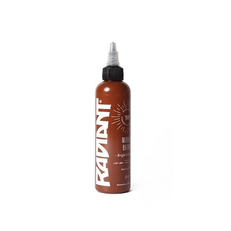 Medium brown Radiant ink 30ml (1 oz)