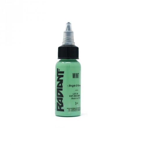 Mint Radiant ink 30ml (1 oz)