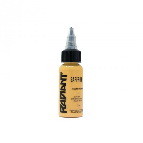Saffron Radiant ink 30ml (1 oz)