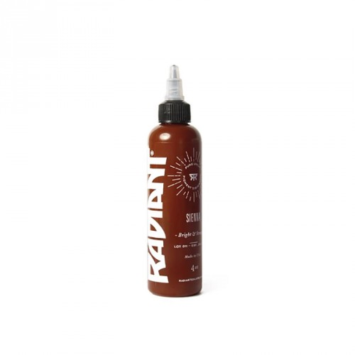 Sienna Radiant ink 30ml (1 oz)