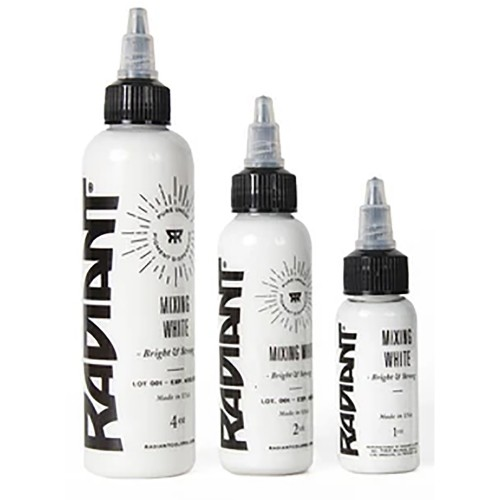 MIXING WHITE RADIANT INK