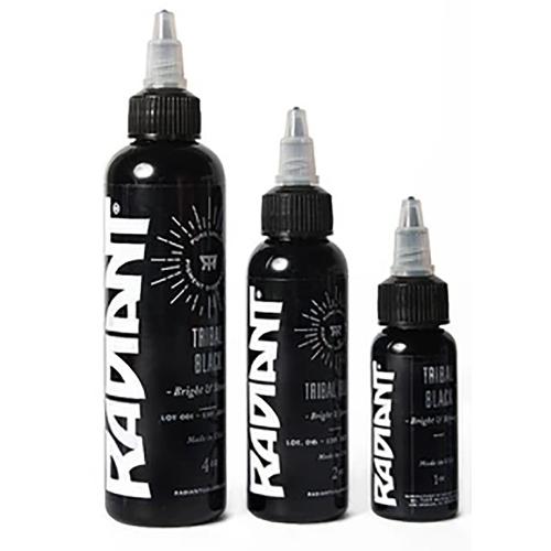 Tribal black Radiant ink