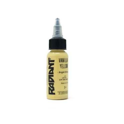 Vainilla Yellow Radiant ink 30ml (1 oz)