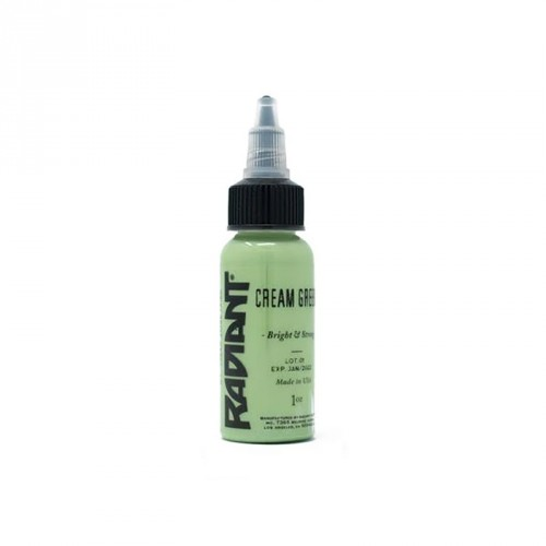 Cream green Radiant ink 30ml (1 oz)