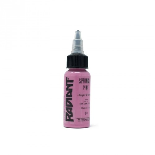 Sprinkle pink Radiant ink 30ml (1 oz)