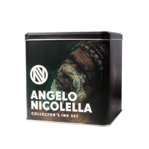 Set completo de 12 tintas Radiant Angelo Nicolella 30ml (1 oz)