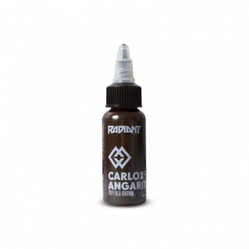Buffalo brown Radiant ink Carlox Angarita 30ml (1 oz)