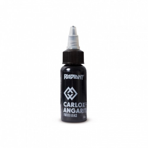 Panther black Radiant ink Carlox Angarita 30ml (1 oz)