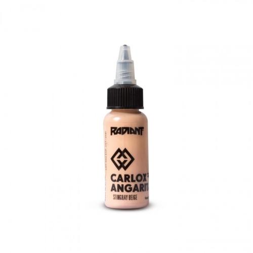 Tinta Radiant stingray beige Carlox Angarita 30ml (1 oz)