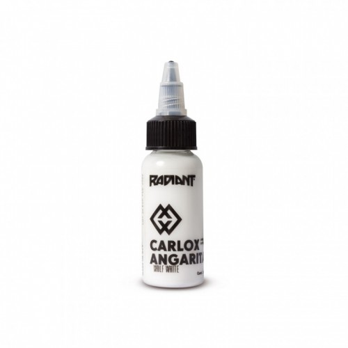 Wolf white Radiant ink Carlox Angarita 30ml (1 oz)