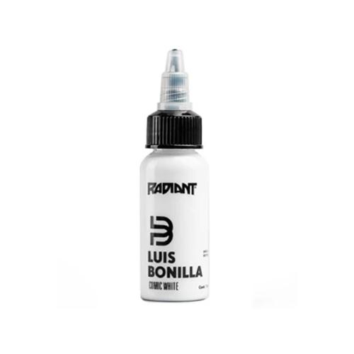 Comic white Radiant ink Luis Bonilla 30ml (1 oz)
