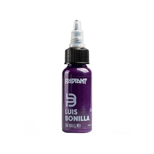 Zing violet Radiant ink Luis Bonilla 30ml (1 oz)