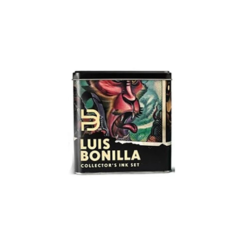 Set completo de 15 tintas Radiant Luis Bonilla 30ml (1 oz)