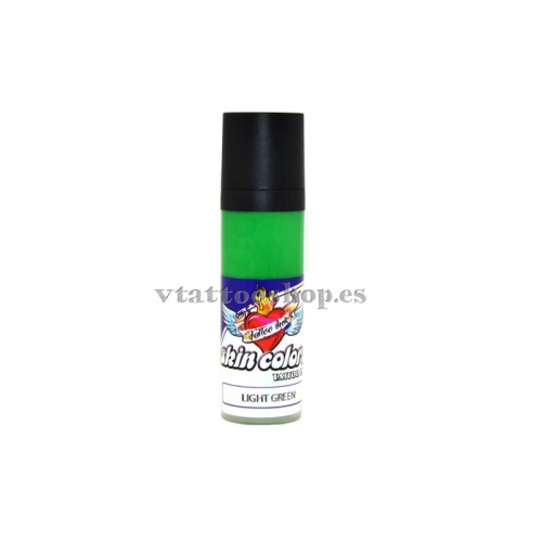 TINTA SKIN COLORS 30 ml LIGHT GREEN