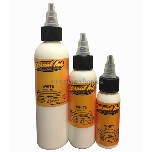TINTA ETERNAL INK WHITE
