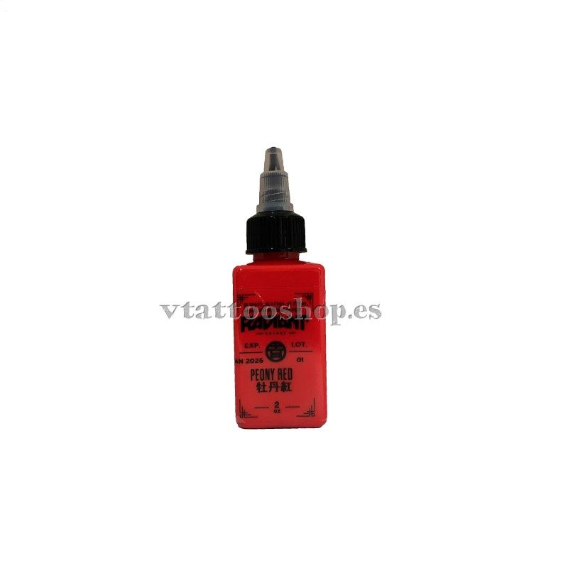 Peony red Radiant ink 60ml (2 oz)