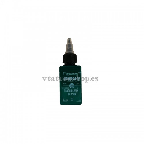 Tinta Radiant drangon green 60ml (2 oz)
