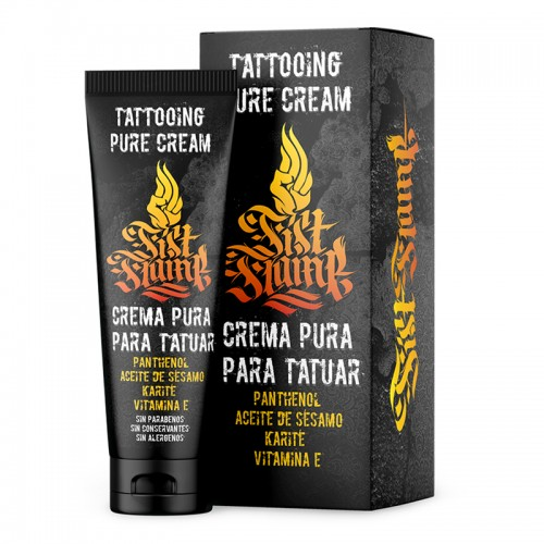CREMA PURA FIST FLAME 250ml.