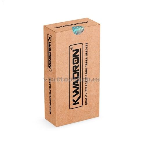 AGUJAS KWADRON ROUND SHADER RS 0.30 mm TRADICIONALES