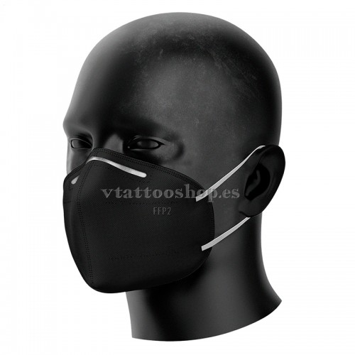 FFP2 BLACK MASKS