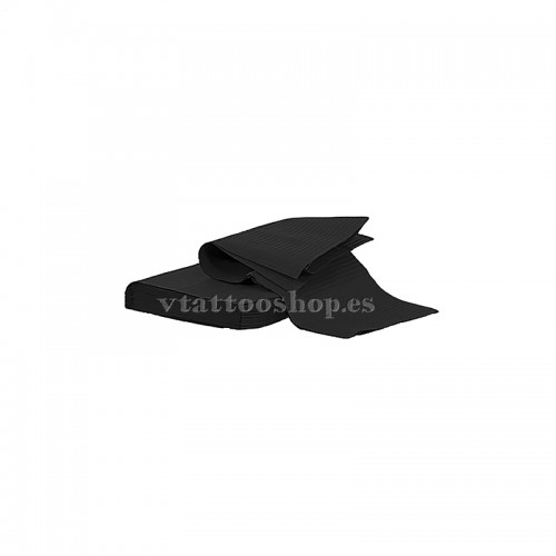 NON-STERILE FIELDS BLACK 33x45 cm. 10 pcs.